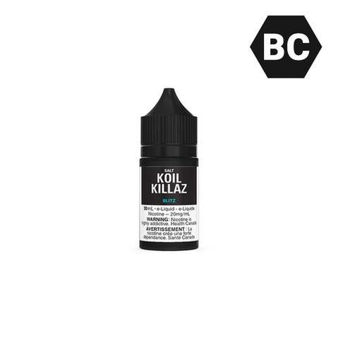 Koil Killaz - Salt Blitz 30mL