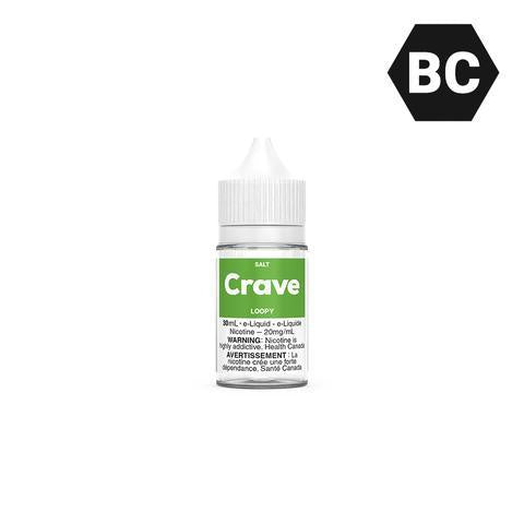 Crave - Salt Loopy 30mL