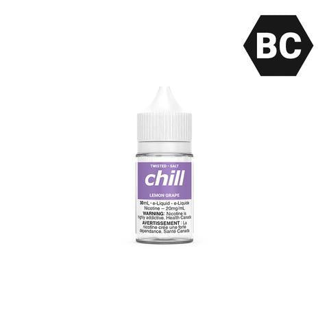Twisted Chill - Lemon Grape 30mL