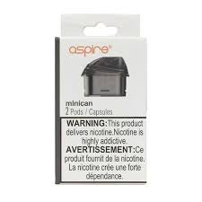 Aspire Minican Replacement Pod Cartridges