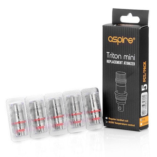 Aspire Triton Mini Coil 5 Pack