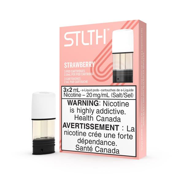 STLTH Pods- Strawberry