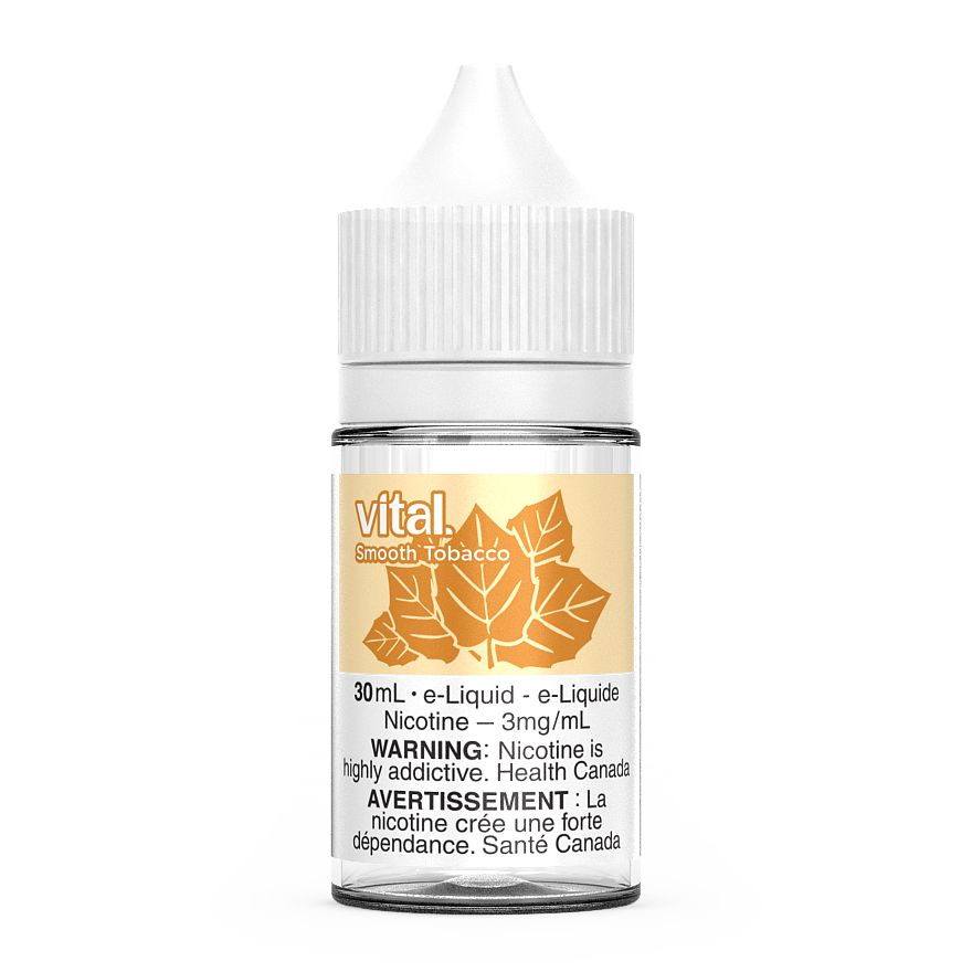 Vital - Smooth Tobacco 30mL