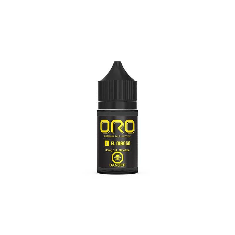 Oro Salt - Mango 30mL