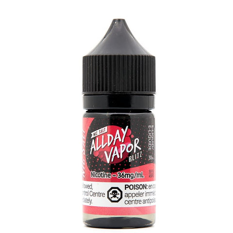 All Day Vapor - Salt Island Tings 30mL