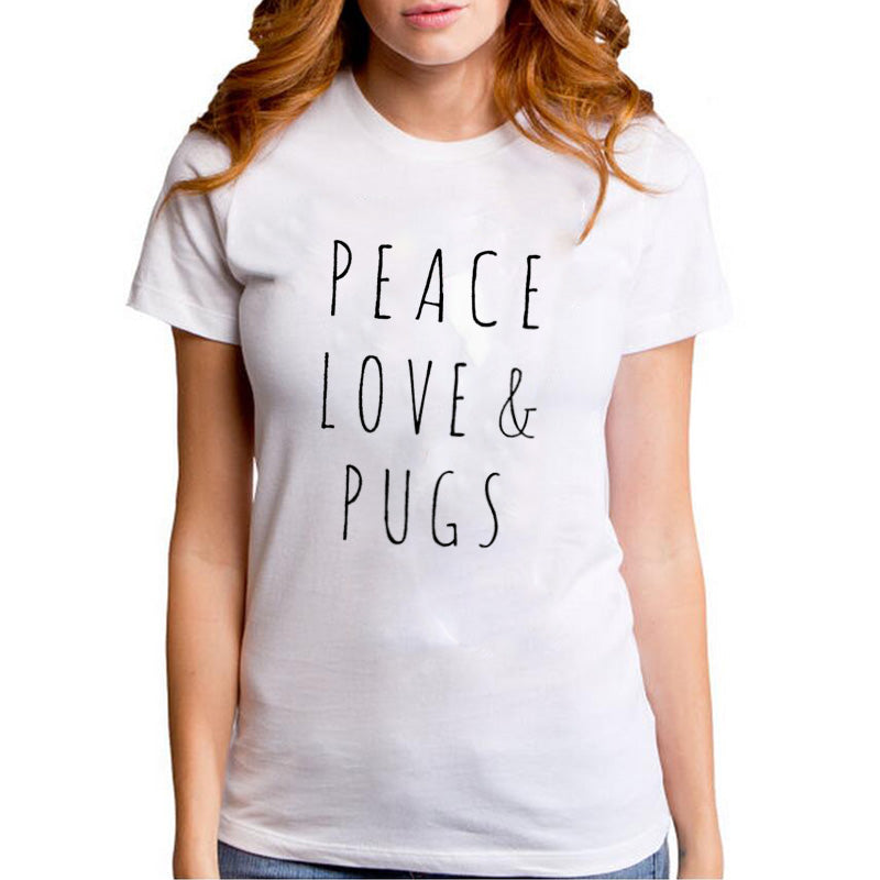 Peace Love And Pugs