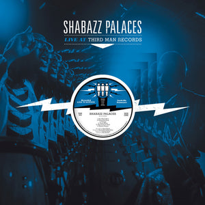 Shabazz Palaces: Live at Third Man