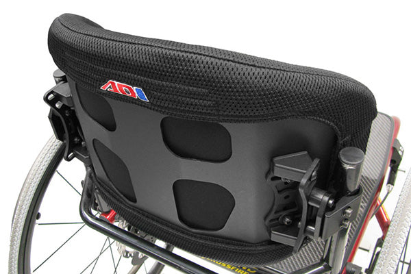 Aluminum Backrest by ADI