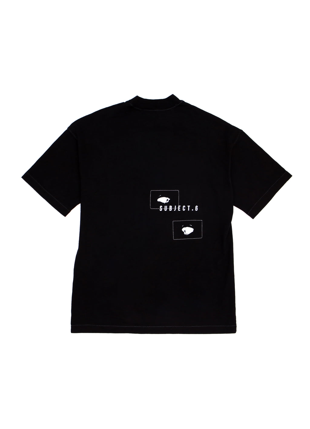 A_TENSION MOCKNECK T-SHIRT