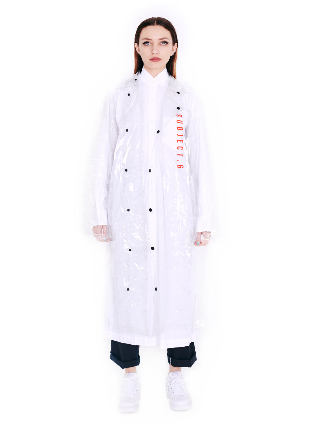 PVC BREAKER LAB COAT