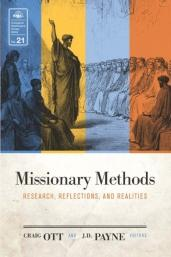 Cover of Missionary Methods (EMS 21)by Craig Ott (Editor), J.D Payne (Editor) at MissionBooks.org