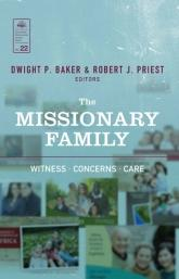 Cover of The Missionary Family (EMS 22)by Dwight Baker (Editor), Robert Priest (Editor) at MissionBooks.org