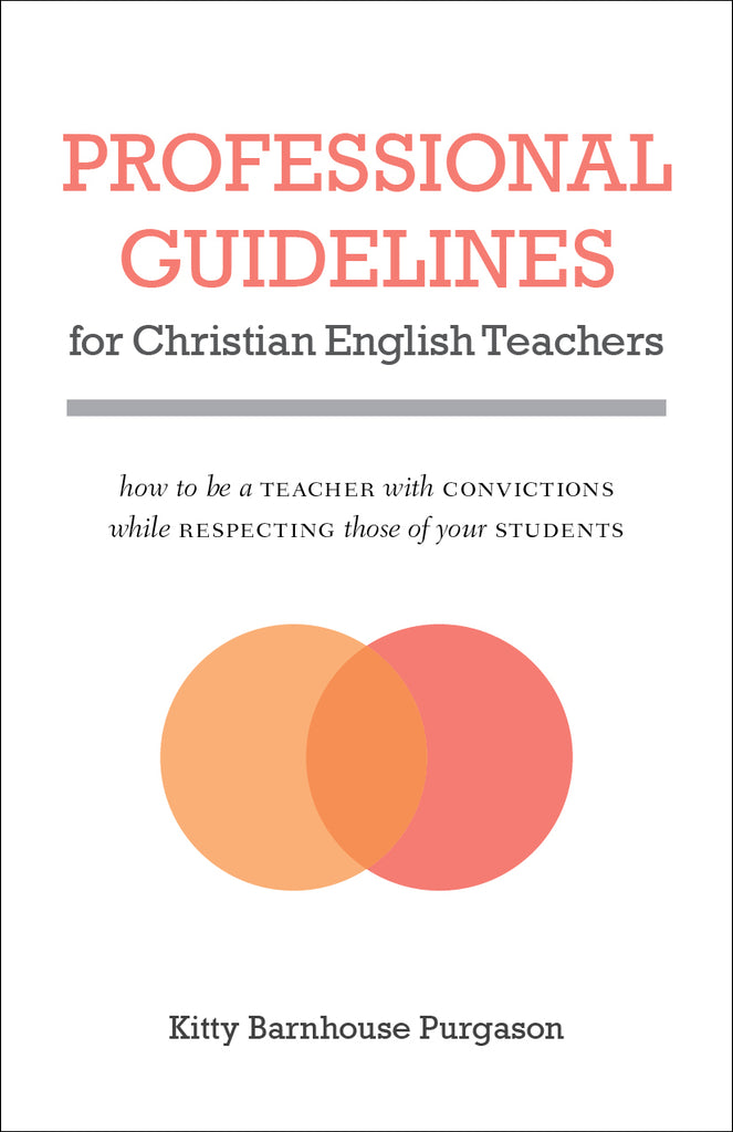 Professional Guidelines for Christian English Teachers