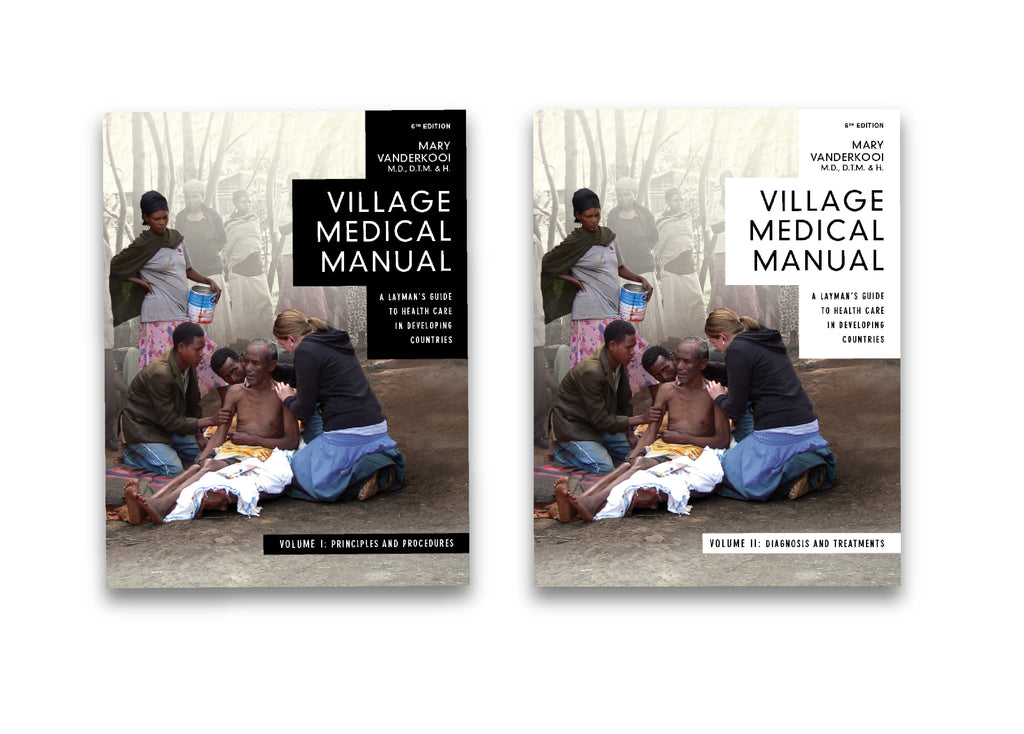 Village Medical Manual (6th edition) - Two Volume Set