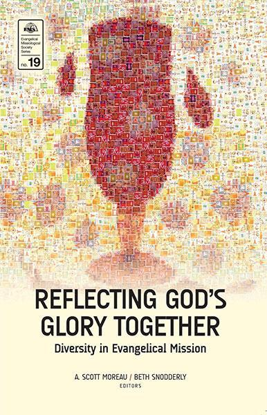 "Cover of the book ""Reflecting God's Glory Together (EMS 19): Diversity in Evangelical Mission"" at MissionBooks.org"