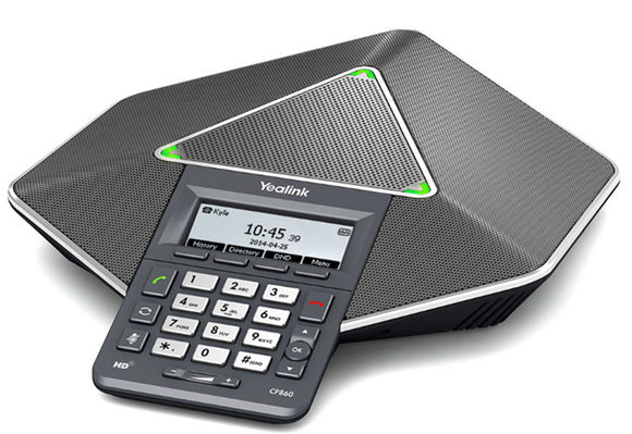 Yealink CP860 VoIP SIP conference telephone