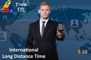 TOVINI tel International Calling Time VOIP phones Calgary