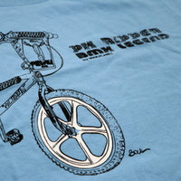 PK Ripper BMX Legend Shirt by Boul (Back)