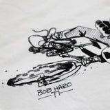 Bob Haro Sketch T-Shirt (White)