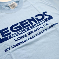 Legends BMX Long Sleeve Shirt (Logo)