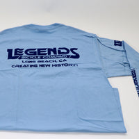 Legends BMX Long Sleeve Shirt (Back)