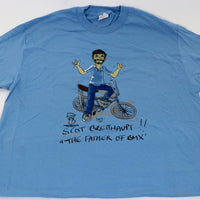 Father of BMX 2 - Scot Breithaupt T-Shirt by Boul