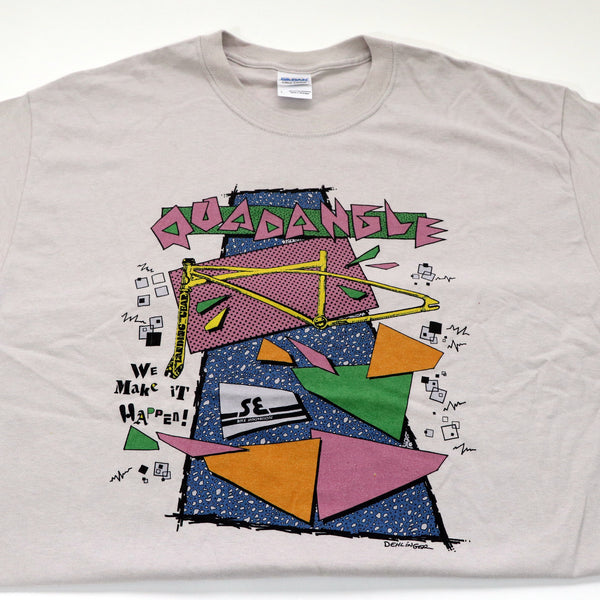 Retro SE Racing Quadangle T-Shirt