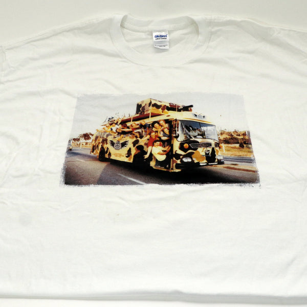 SE Racing Bus Tour Tribute T-Shirt