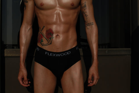 MIDNIGHT BLACK O.G BRIEF