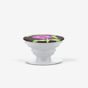 Mystic Flower Collapsible Grip & Stand for Phones and Tablets
