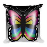 Butterfly Throw Pillow 2