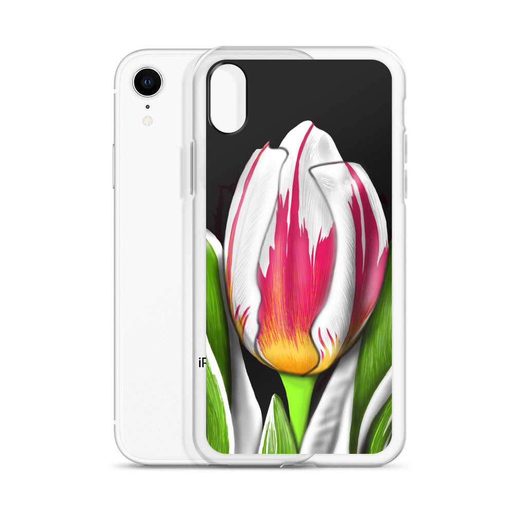 Fire Flower iPhone Case