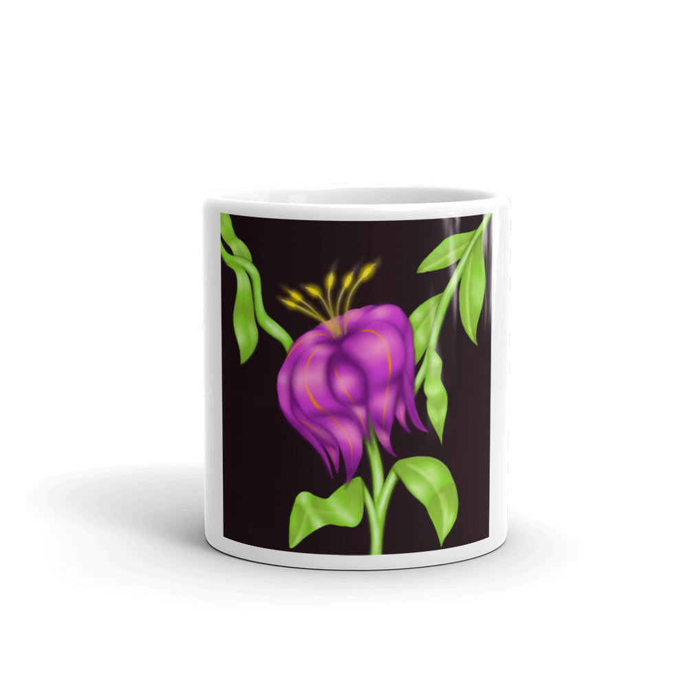Mystic Flower Coffee Mug