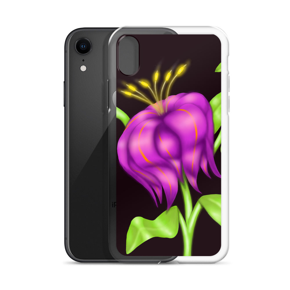 Mystic Flower iPhone Case