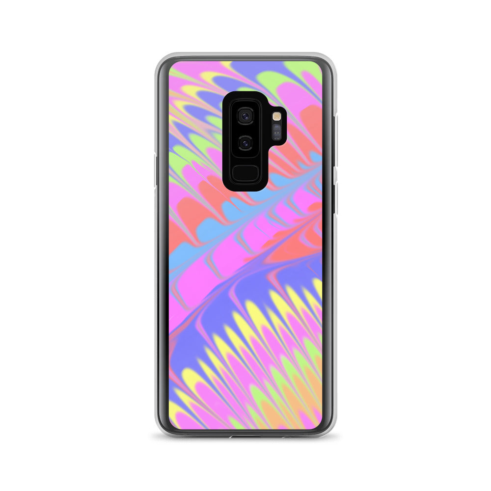 Pour Painting Inspired Samsung Case