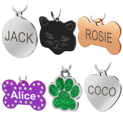 Pet Dog ID Tags