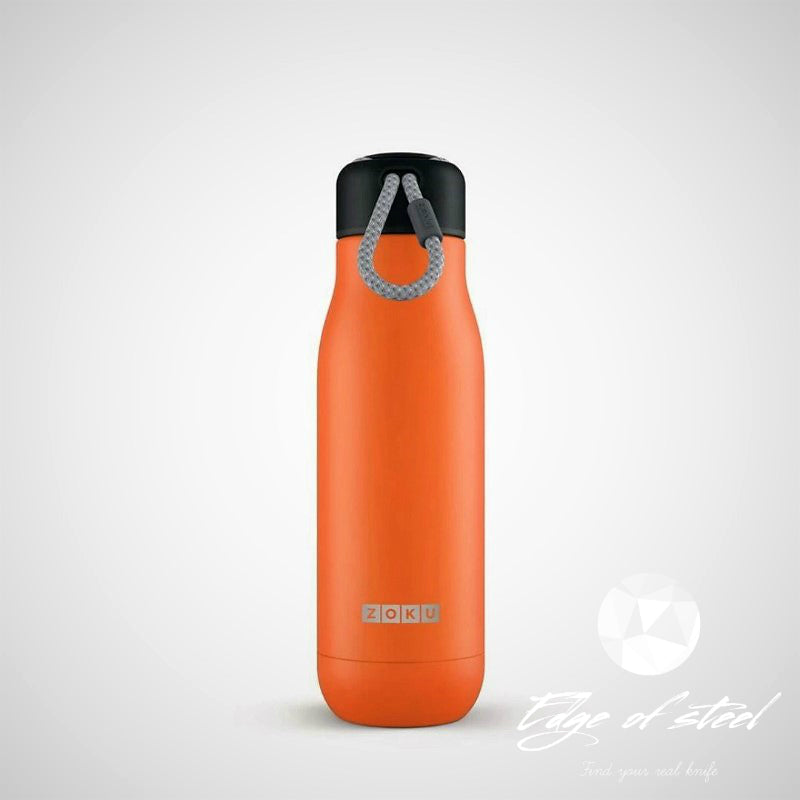 Zoku Vacuum Insulated Stainless Steel Bottles 500ml