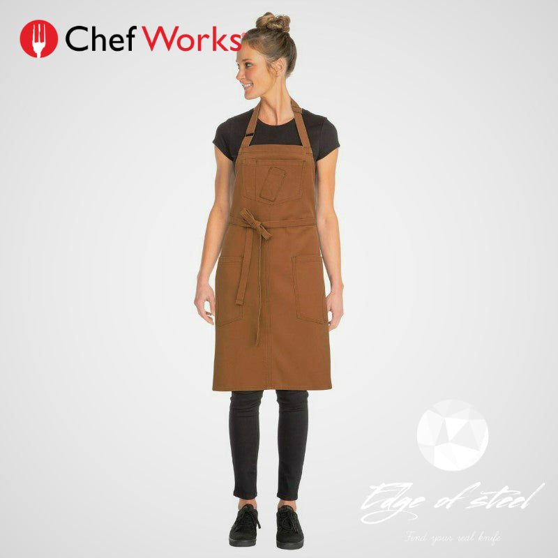 apron, chefworks, chef wear, edgeofsteel, Australia, Brisbane, chef, kitchen