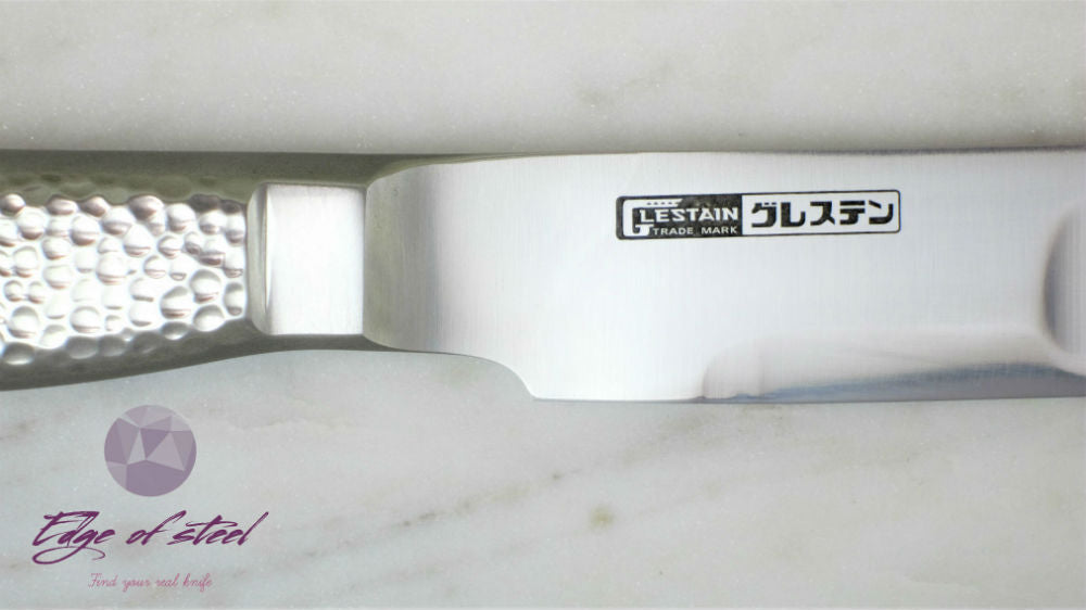 Glestain, 220mm, scimitar, butcher knife, kitchen knives brisbane, kitchen knives australia