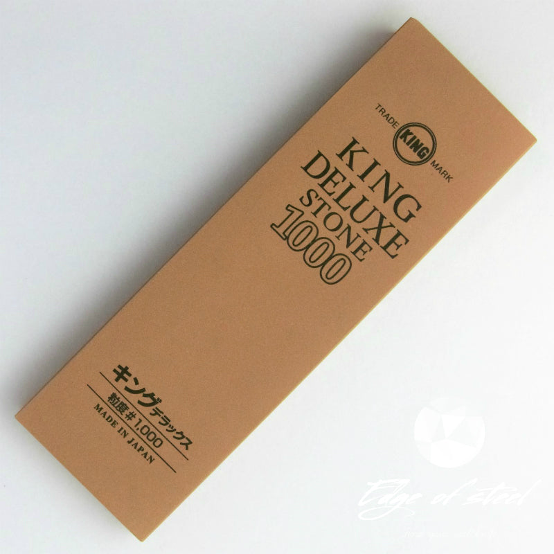 King deluxe, Sharpening Stone, king stone, #1000, Medium grain, kitchen knives brisbane, kitchen knives australia