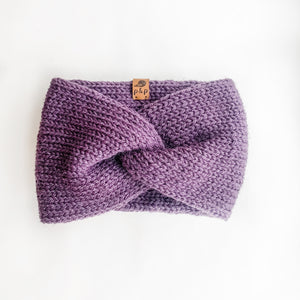Adult Chunky Knit Headbands