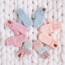 Toddler  Mittens- Ready To Ship