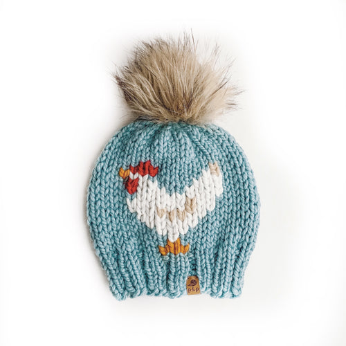 Crazy Chicken Lady Hat Custom