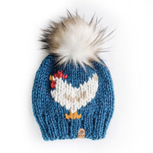 Ready to Ship Crazy Chicken Lady Hat