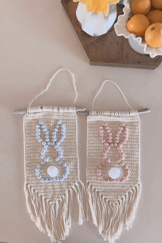 Bunny Wall Hanging