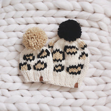 Ready to Ship Wild Cheetah Knit Hat