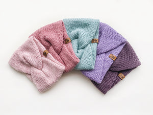 Kids Chunky Knit Headbands