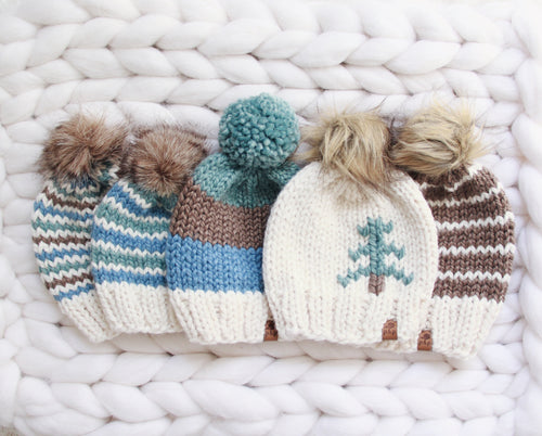 Ready to Ship Pine Hats