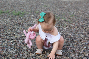 Bronze Pacifier Clip Custom Order