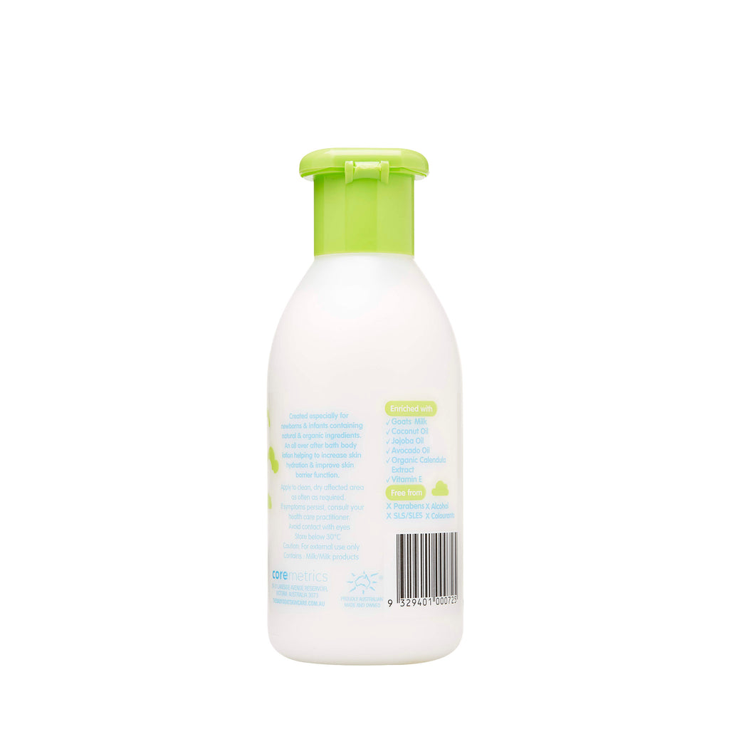 The Baby Goat Skincare Moisturising Lotion 250mL